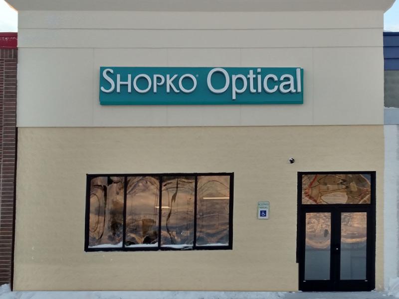 Shopko Optical - Iron Mountain