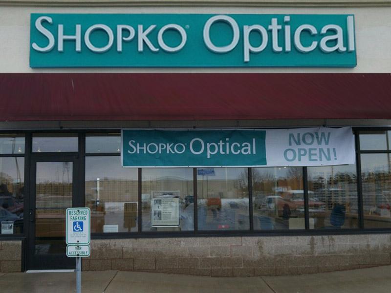 Shopko Optical - Wisconsin Rapids