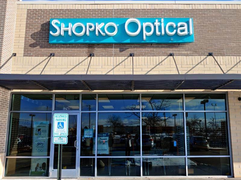 Shopko Optical - West Bend