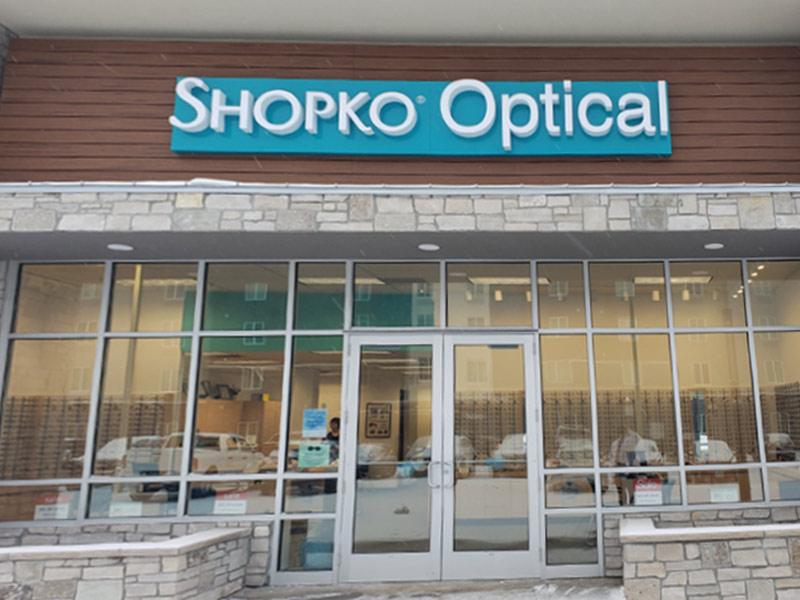 Shopko Optical - Rochester