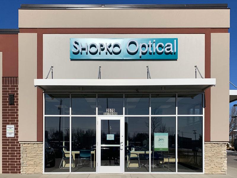 Shopko Optical - Mason City