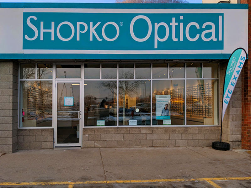 Shopko Optical - Winona