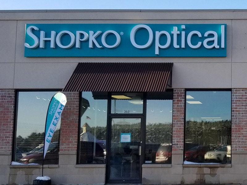 Shopko Optical - Wausau