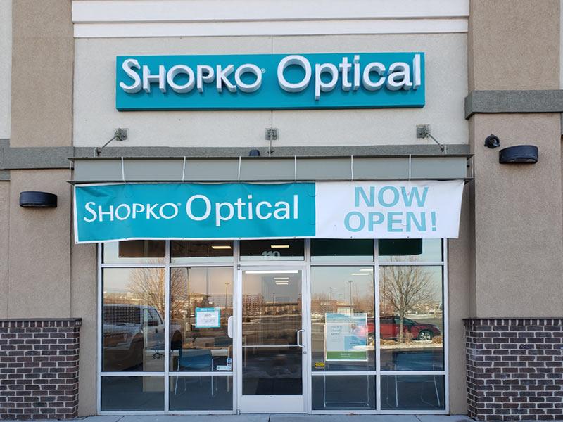 Shopko Optical - West Valley City