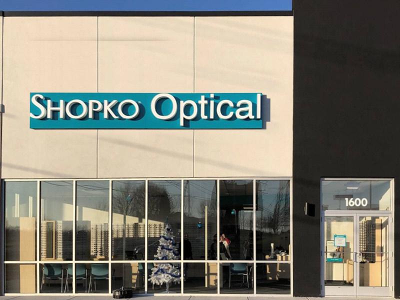Shopko Optical - Dixon