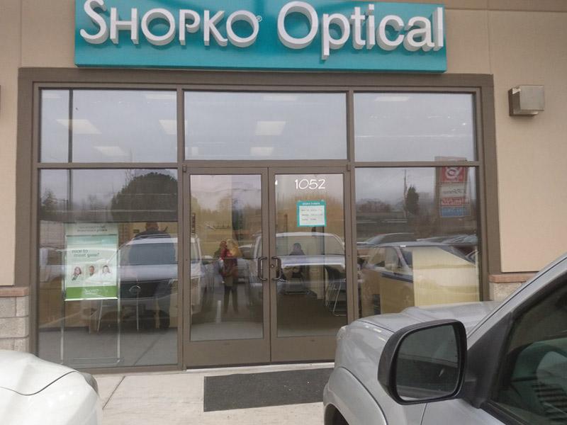 Shopko Optical - Wenatchee