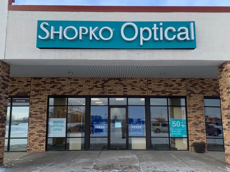 Shopko Optical - Rice Lake