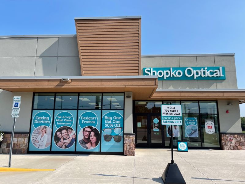 storefront 222 - Sioux Falls East Shopko Optical