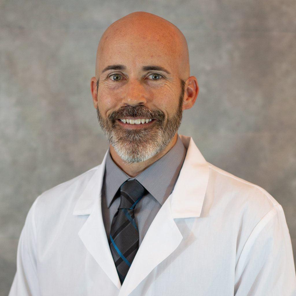 Tony Drew - Optometrist