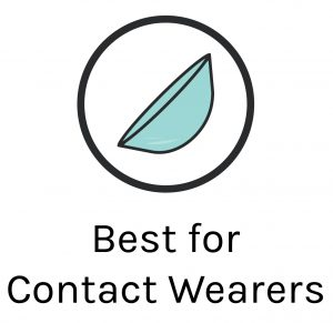 Best for Contact Wearer