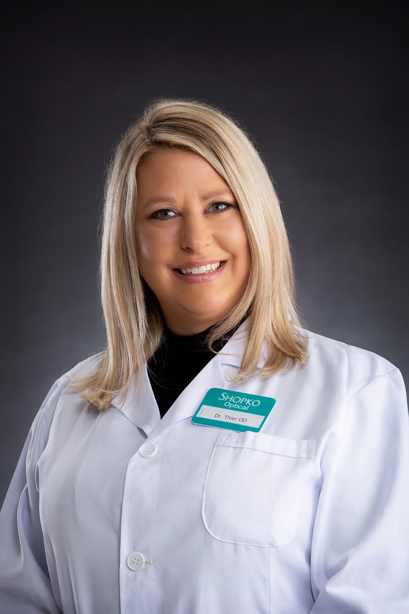 Dr. Thier- Shopko Optical optometrist