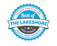 Best of The Lakeshore Winner 2020