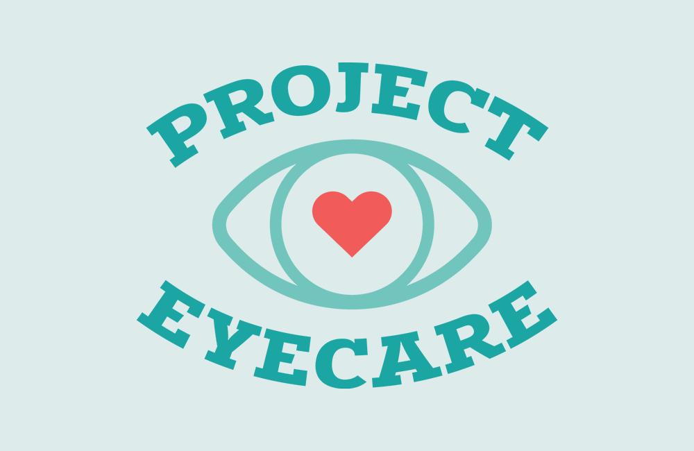 Project Eyecare logo