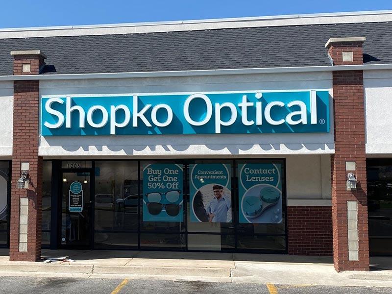 Shopko Optical Logan UT