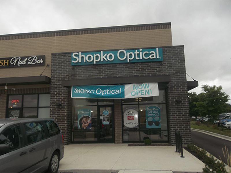 storefront 230 -Huntley Shopko Optical