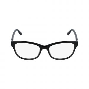 Black Guess 2696 Eyeglasses - Front View