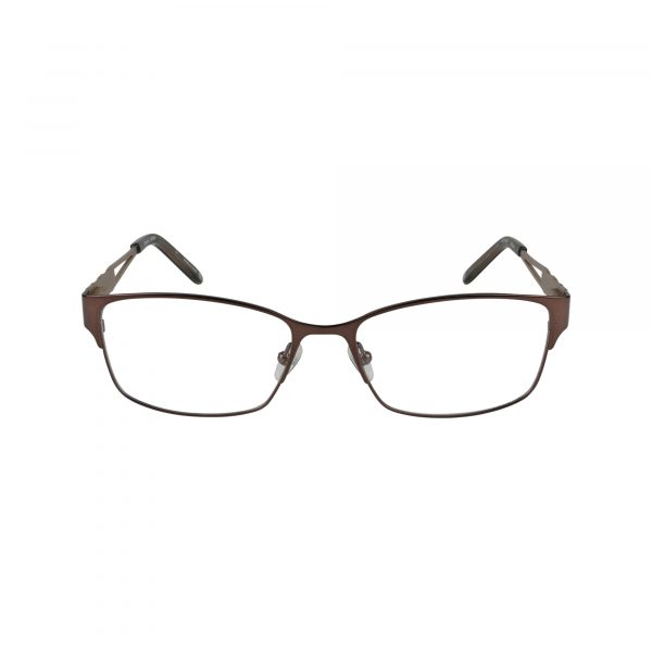 Taylor Brown Glasses - Front View