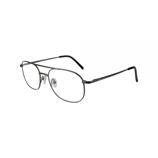 Benjamin Gunmetal Glasses - Side View