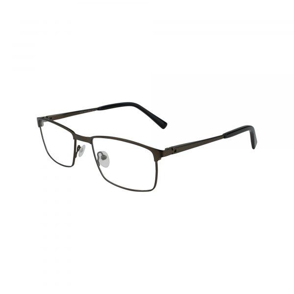 204 Gunmetal Glasses - Side View
