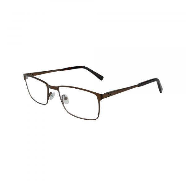 204 Brown Glasses - Side View