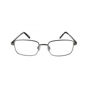 Jude Gunmetal Glasses - Front View