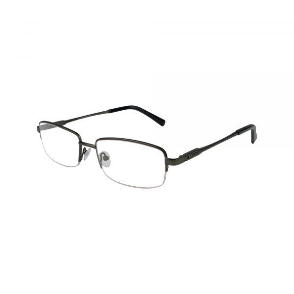 201 Gunmetal Glasses - Side View