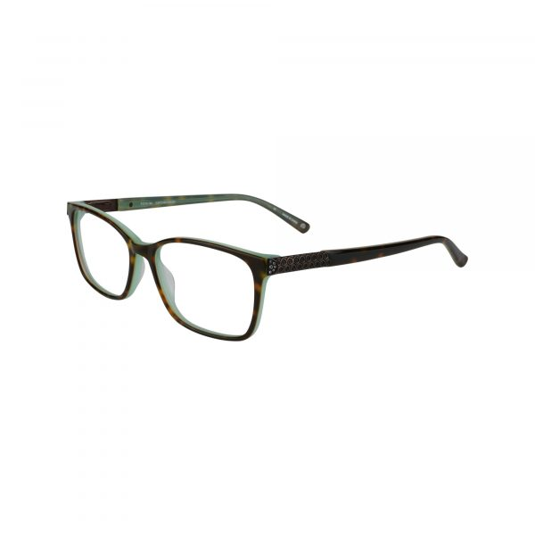 Cascade Multicolor Glasses - Side View