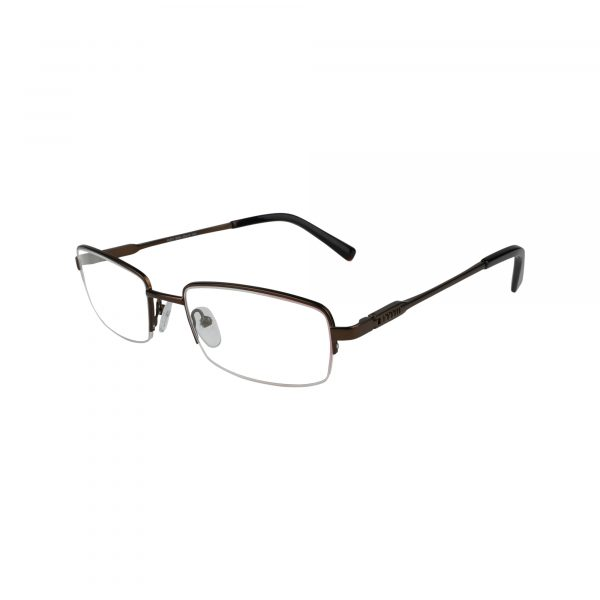 201 Brown Glasses - Side View