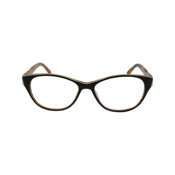 Ravennati Brown Glasses - Front View