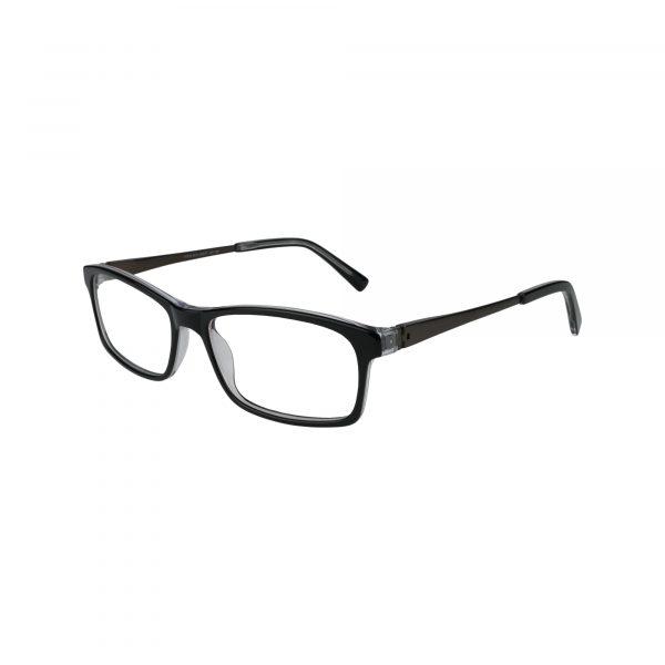 205 Black Glasses - Side View