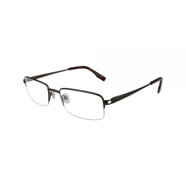 105 Brown Glasses - Side View