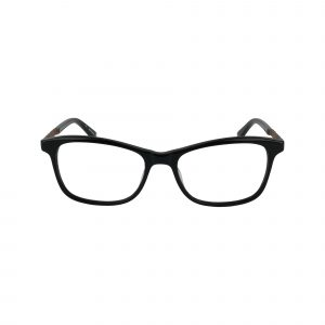 Mali Black Glasses - Front View