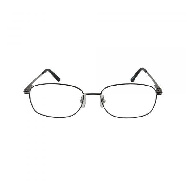 Lane Black Glasses - Front View