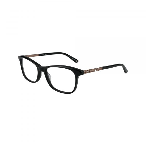 Mali Black Glasses - Side View
