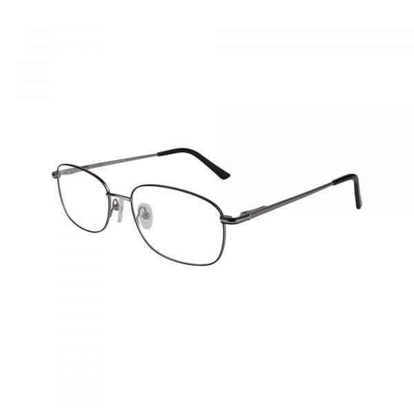 Lane Black Glasses - Side View