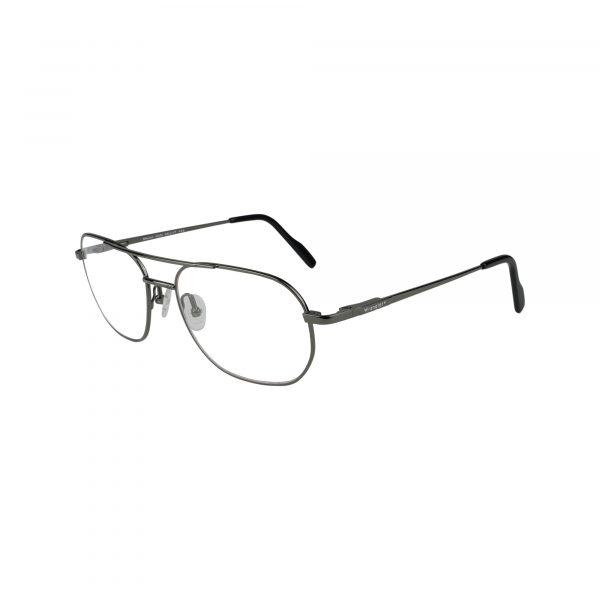 Mason Gunmetal Glasses - Side View