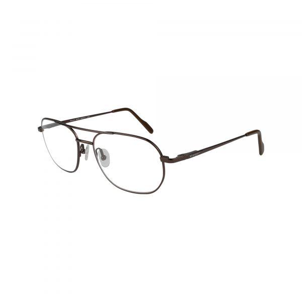 Mason Brown Glasses - Side View