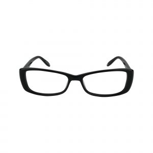 Archer Heights Black Glasses - Front View