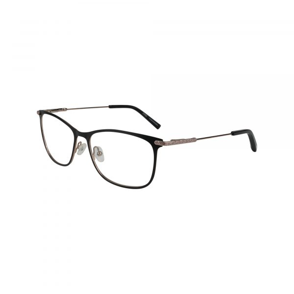 J489 Black Glasses - Side View