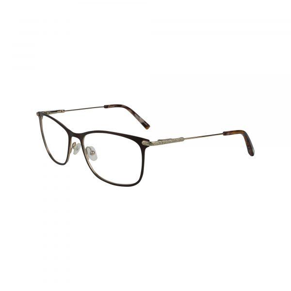 J489 Brown Glasses - Side View