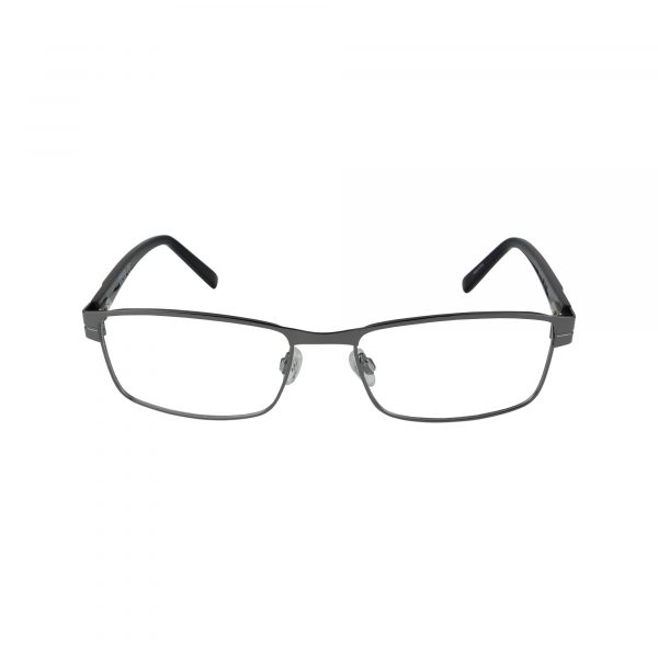 752 Gunmetal Glasses - Front View