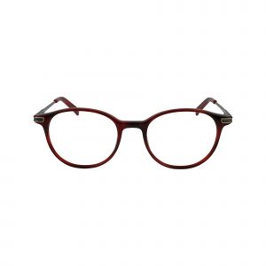 Lynott Brown Glasses - Front View