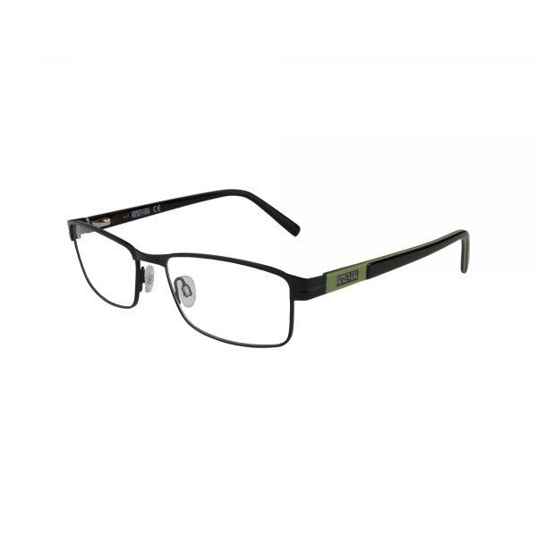 752 Black Glasses - Side View
