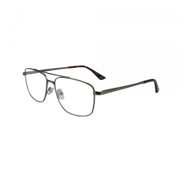 HEK 1205 Gunmetal Glasses - Side View