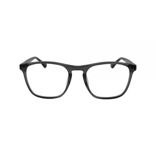 HEK 1215 Gunmetal Glasses - Front View