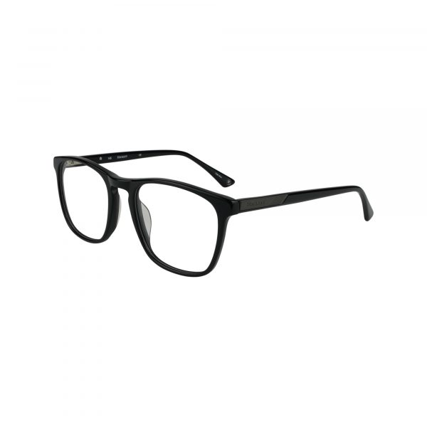 HEK 1215 Black Glasses - Side View