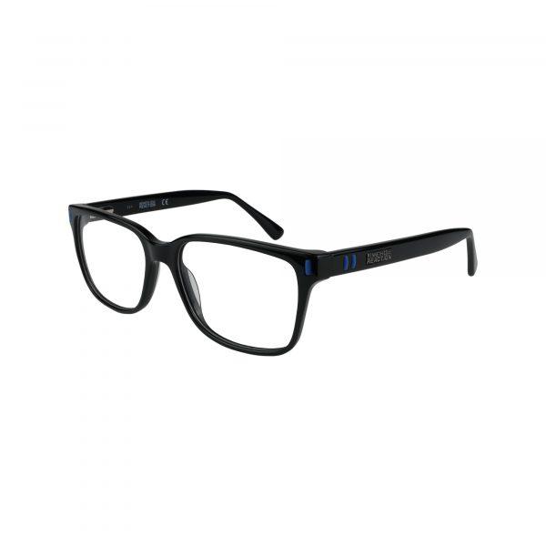 786 Black Glasses - Side View