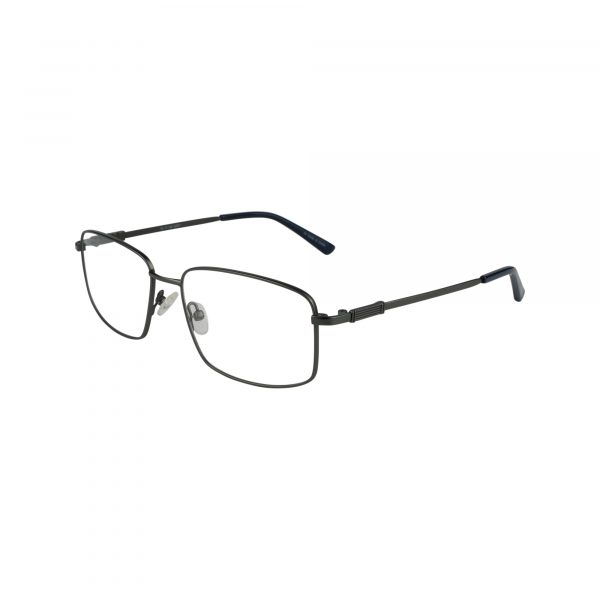 Twist Margao Gunmetal Glasses - Side View