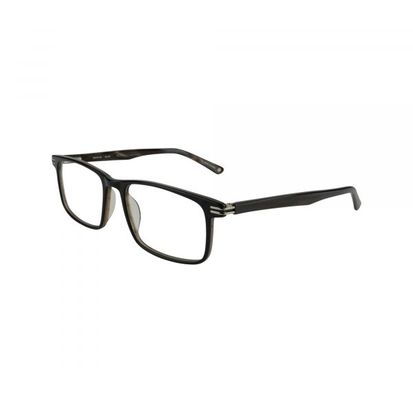 Levante Black Glasses - Side View