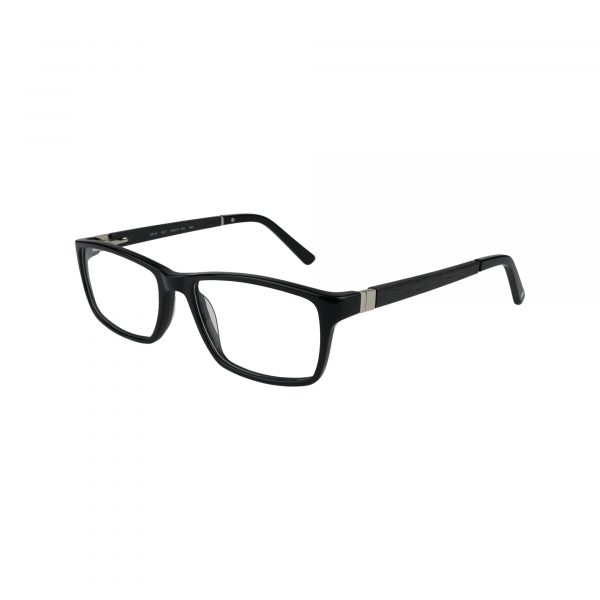 GR15 Black Glasses - Side View